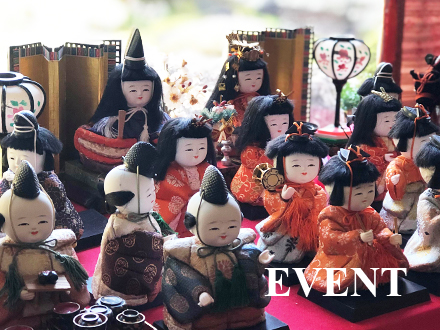 Hina doll exhibition